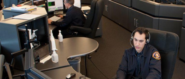 911 Dispatch Call Center