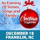 A Christmas Together: An Evening of Stories, Songs & Family @ Smoky Mountain Center for the Performing Arts