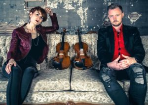House of Hamill - Celtic inspired duo featuring high-energy