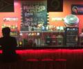 An active bar at Nobel Kava's Boone location.
