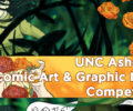 UNC Asheville's graphic novel and comic art competition.