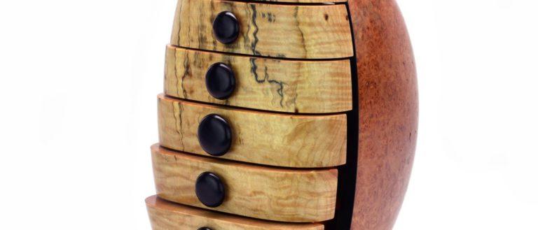 """Wooden Box"" by Ray Jones"