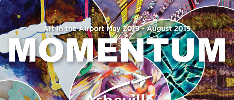 Momentum at the Asheville Regional Airport.
