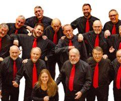 Members of the Land of the Sky Chorus.